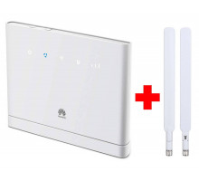 4G Wi-Fi роутер Huawei B315s-607 с антеннами (Киевстар, Vodafone, Lifecell)
