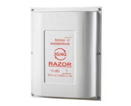 3G/4G панельная антенна Razor 15 дБ (1700-2600 МГц)