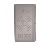 Антенна панельная 4G LTE Планшет MIMO 2х17 Дб 900-2700 МГц