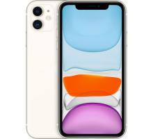 Смартфон Apple iPhone 11 256GB Dual Sim White (MWNG2)