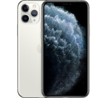 Смартфон Apple iPhone 11 Pro 64GB Dual Sim Silver (MWDA2)