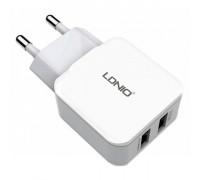 Сетевое зарядное устройство LDNIO 2.4 А
