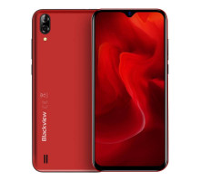 Смартфон Blackview A60 1/16GB Red