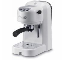 Рожковая кофеварка эспрессо Delonghi EC 251.W
