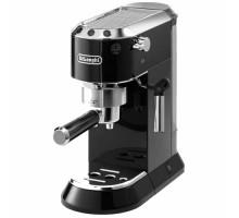 Рожковая кофеварка эспрессо Delonghi EC 685.BK