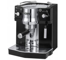 Рожковая кофеварка эспрессо Delonghi EC 820 B