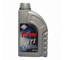 Моторное масло синтетическое Fuchs TITAN GT1 FLEX 23 5W-30 1л