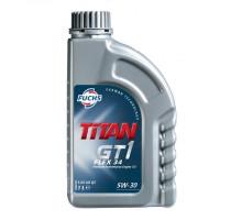 Моторное масло синтетическое FUCHS TITAN GT1 FLEX 34 5W-30 1 л