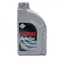 Моторное масло синтетическое FUCHS TITAN SUPERSYN D1 5w-30 1 л