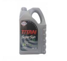 Моторное масло синтетическое FUCHS TITAN SUPERSYN D1 5w-30 5 л