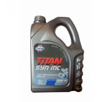 Моторное масло полусинтетическое FUCHS TITAN SYN MC 10W-40 4л