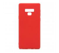 Чехол для Samsung Galaxy Note 9 Red Soft Case
