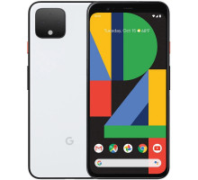 Смартфон Google Pixel 4 128GB Clearly White