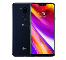LG G7 ThinQ 4/64GB Aurora Black (LMG710EMW.ACISBK)