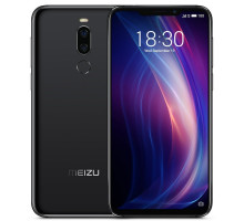 Смартфон Meizu X8 6/64GB Black