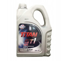 Моторное масло Fuchs Titan GT1 EVO 0W-20 4л