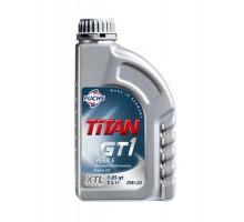 Масло моторное синтетическое Fuchs Titan GT1 FLEX 5 0W-20 1л