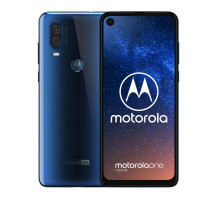 Смартфон Motorola One Vision 4/128GB Sapphire Blue