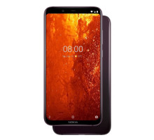 Смартфон Nokia 8.1 4/64GB Dual Night Red