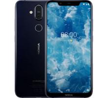 Смартфон Nokia 8.1 6/128GB Blue/Silver