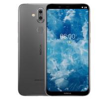 Смартфон Nokia 8.1 6/128GB Iron/Steel