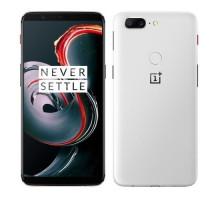 Смартфон OnePlus 5T 8/128GB Sandstone White
