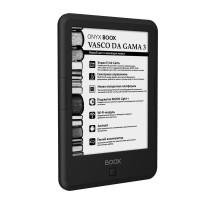 Электронная книга с подсветкой ONYX BOOX Vasco da Gama 3 Black