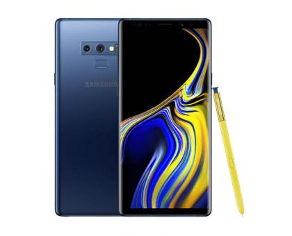 Смартфон Samsung Galaxy Note 9 6/128GB Ocean Blue (SM-N960FZBD)