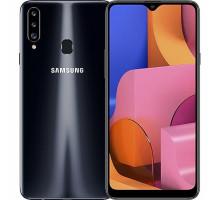 Смартфон Samsung Galaxy A20s 2019 A2070 4/64GB Black (SM-A2070ZKGTGY)