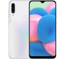Смартфон Samsung Galaxy A30s 3/32GB White (SM-A307FZWU) UACRF