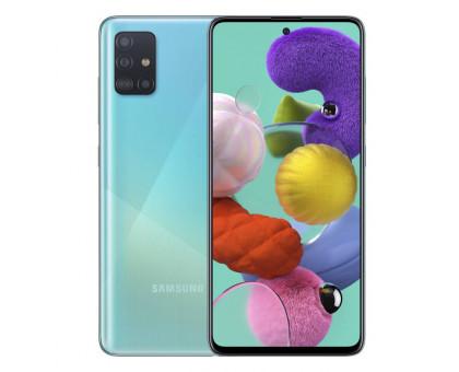 Смартфон Samsung Galaxy A51 2020 6/128GB Blue (SM-A515FZBW)
