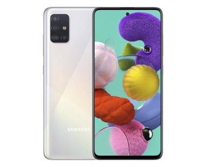 Смартфон Samsung Galaxy A51 2020 4/64GB White (SM-A515FZWU)