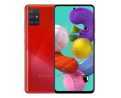 Смартфон Samsung Galaxy A51 2020 6/128GB Red (SM-A515FZRW)