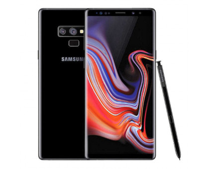 Смартфон Samsung Galaxy Note 9 N9600 6/128GB Midnight Black