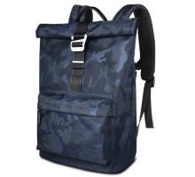 Рюкзак городской WIWU Vigor Backpack / blue camouflage