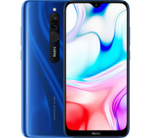 Смартфон Xiaomi Redmi 8 4/64GB Blue (Global Version)