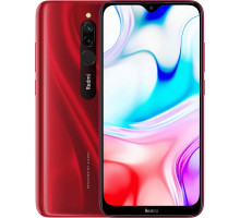 Смартфон Xiaomi Redmi 8 4/64GB Red (Global Version)