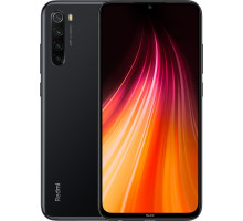 Смартфон Xiaomi Redmi Note 8 4/128GB Black (Global Version)