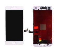 Дисплейный модуль для iPhone 7 Белый (LCD экран, тачскрин, стекло в сборе) White H/C