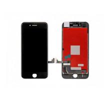 Дисплей (экран) iPhone 8 Черный (LCD экран, тачскрин, стекло в сборе) H/C