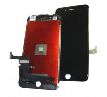 Дисплей (экран) iPhone 8 Plus Черный (LCD экран, тачскрин, стекло в сборе) H/C