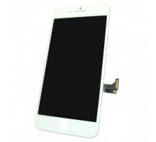 Дисплейный модуль для iPhone 8 Plus Белый (LCD экран, тачскрин, стекло в сборе) White H/C
