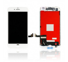 Дисплей iPhone 8 Белый (LCD экран, тачскрин, стекло в сборе) Tianma Сopy