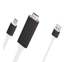 Кабель 4K Micro USB to HDMI HDTV