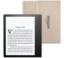 Электронная книга с подсветкой Amazon Kindle Oasis (9th Gen) 32GB Champagne Gold