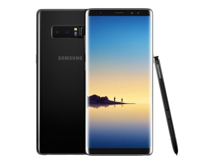 Смартфон Samsung Galaxy Note 9 8/512GB Midnight Black