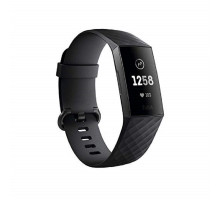Фитнес-браслет Fitbit Charge 3 Black/Graphite FB409GMBK