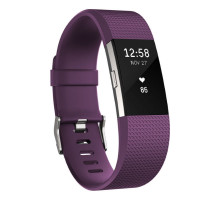 Fitbit Charge 2 (Small/Plum)