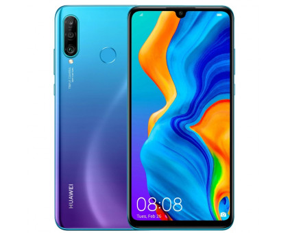 Смартфон Huawei P30 Lite 6/128GB Peacock Blue