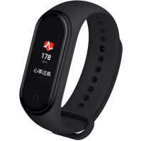 Фитнес-браслет Xiaomi Mi Smart Band 4 Black (EU)